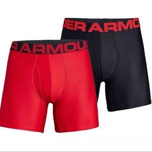 Under Armour Boxer Briefs 2 PACK